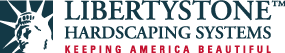LibertyStone Hardscaping Systems Mobile Logo