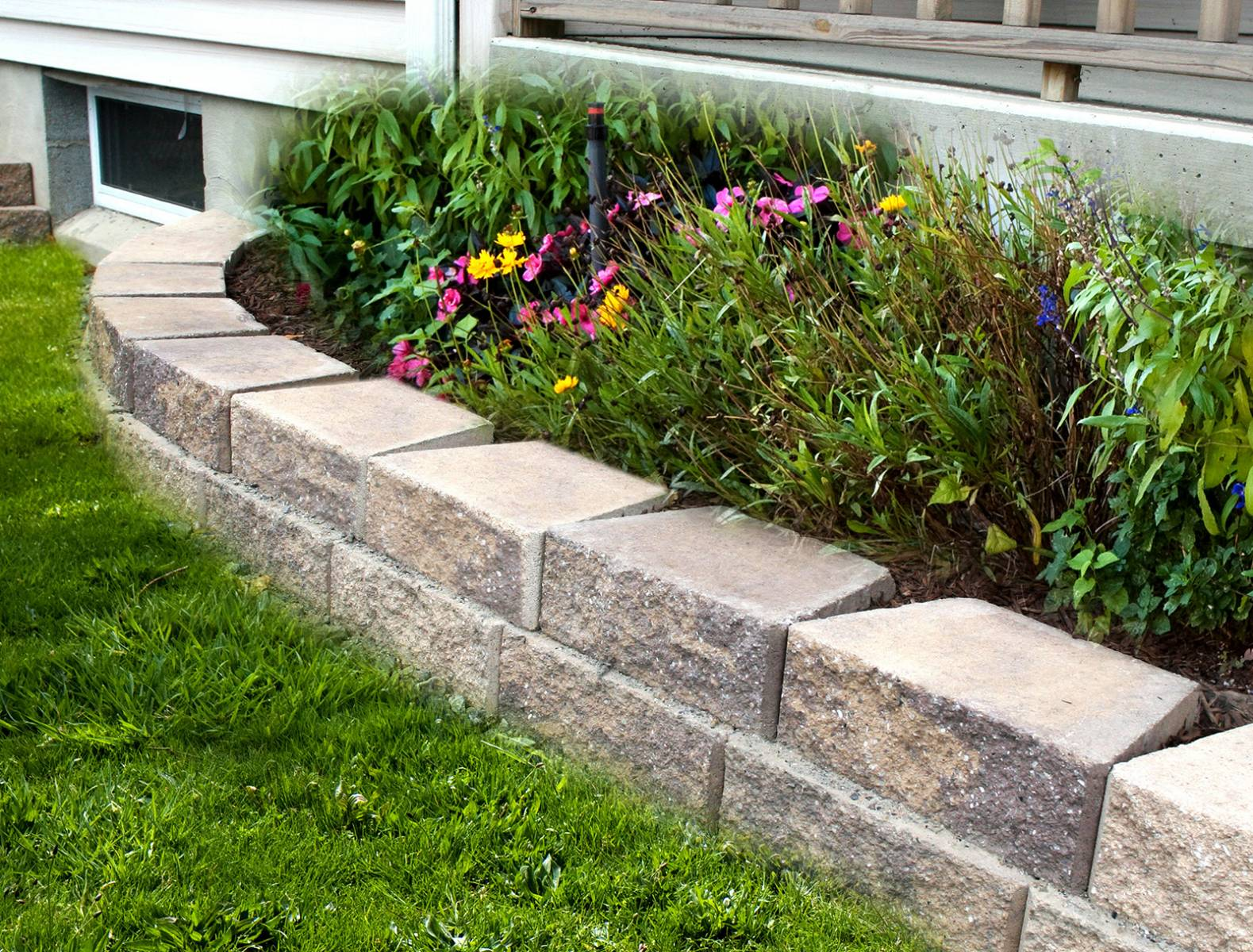 Garden Bed Wall Systems
