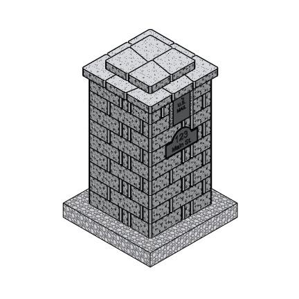 design-mailbox-column