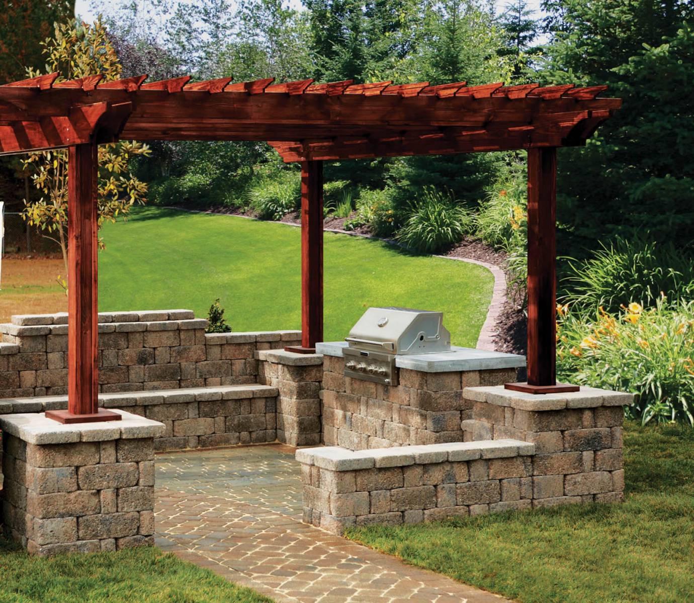 Keystone 6″ Country Manor – LibertyStone Hardscaping Systems